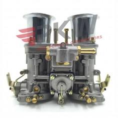 Carburador 44-44 Idf Doble Boca Tipo Weber Con Trompetas