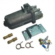 Bomba Nafta Carburador Competicion 12v 0.2 Bar 60 Lh Tipo Carter Con Accesorios 408098