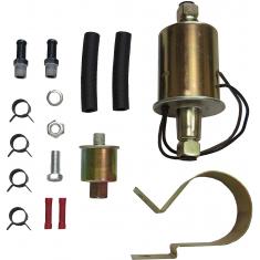 Bomba Nafta Carburador Universal 12v 0.2 Bar 100 Lh  Con Accesorios 8012s Bcar108283