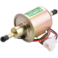 Bomba Carburador Electrica Nafta-diesel 12v 0.1 A 0.3 Bar 70lh Hep02a