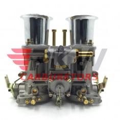 Carburador 40-40 Idf Tipo Weber Con Trompetas